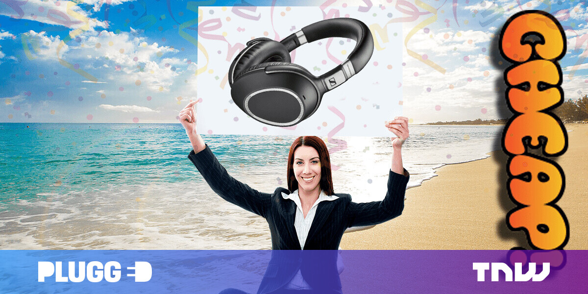 CHEAP: Treat yourself — there's 43% off Sennheiser's PXC 550 wireless headphones