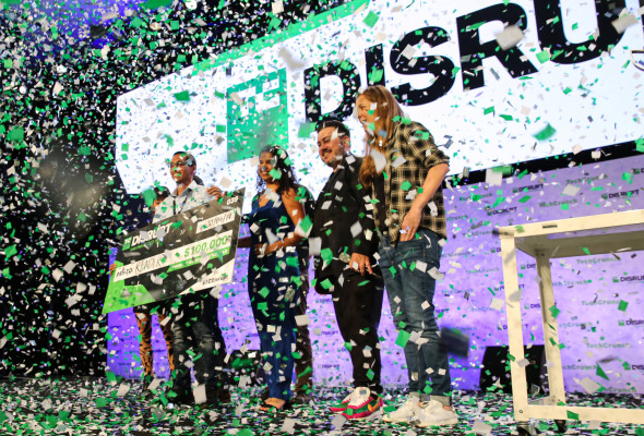 24-hour Black Friday Sale: 2-for-1 passes to Disrupt Berlin