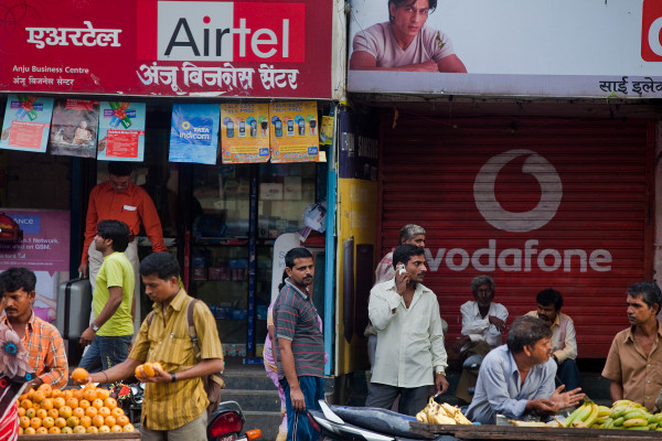 Cellphone plans get up to 40% costlier in India