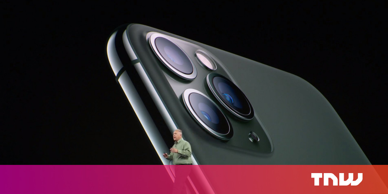 iPhone 11 Pro leaks your location data even